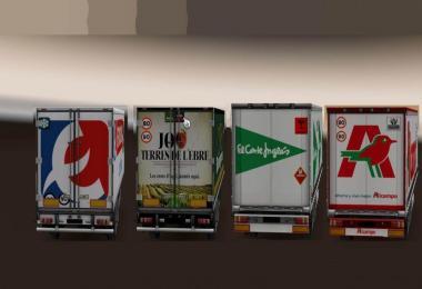7 Trailers Pack v1.0