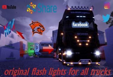 Advanced Flash Lights for all Trucks