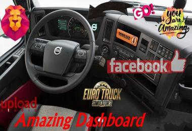 Amazing Dashboard Light v1.0