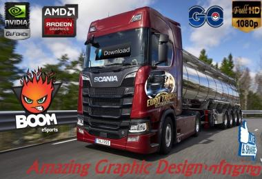 Amazing Graphic Design Mod v1.0
