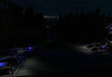 Arayas Police ON [ETS2 1.30.x]