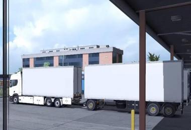 BDF Tandem Truck Pack (upd. 16/12/17) for ETS2 [1.30.x]