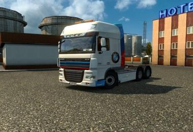 BMW M Power DAF 104 Skin v1.0