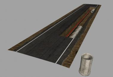 Broken Road addition to road Pack v1.0