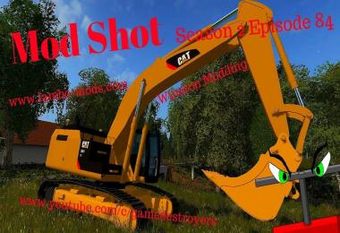 Cat 329E Excavator v1.0