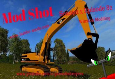 Cat 345B Excavator v1.0