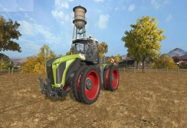 CLAAS XERION VC v1.0