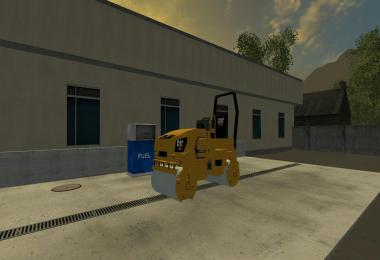 COMPACTEUR CAT CB32 FS15 Final