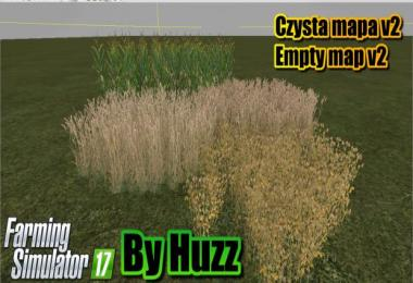 Czysta mapa v2.0 + 10 map foliage