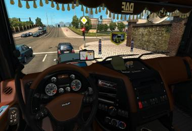 DAF XF 105 by vad&k v5.4