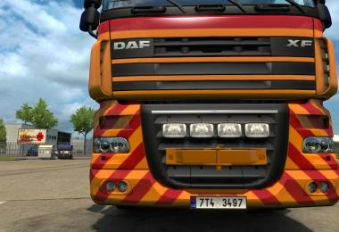 DAF XF 105 by vad&k v5.5