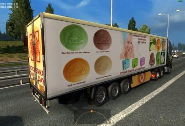 Day 2 Day Care Soap Trailer ETS2 1.30.x