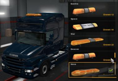 DLC support for Scania T v3.0