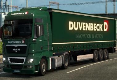 Duvenbeck Cambo Pack