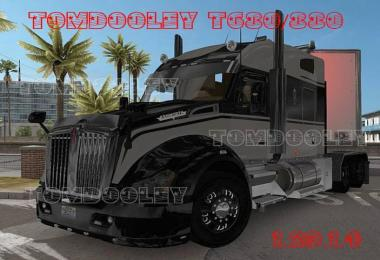 Enhanced Kenworth T680 / T880 v1.0