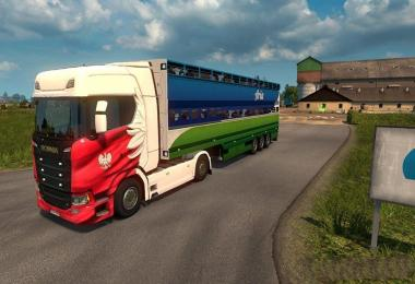 Fixed Livestock Trailer v1.0