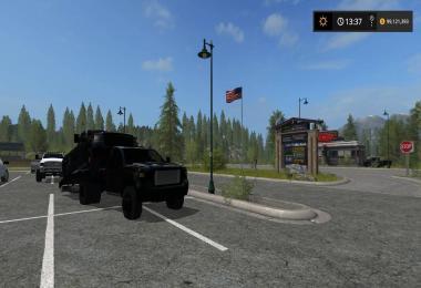 GMC Ramp Truck v1.0