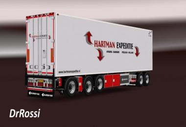 Hartman Expeditie Skin for the BKC Bussbygg Euromax with Dolly v1.0