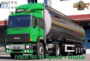 Iveco 190-38 Special + Interior v1.4 (1.30.x)