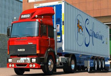 Iveco 190-38 Turbo Stock V8 Sound v1.0