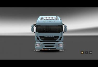 Iveco Hi-Way Skin Girl E v1.0