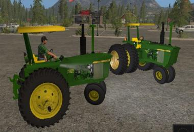 JD 4320 tricycle Single + Duals v1.0