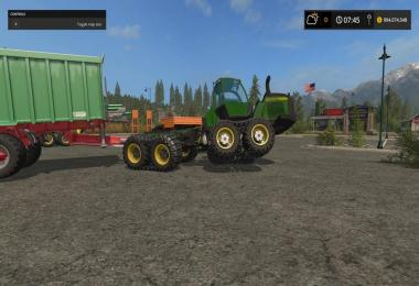 Jd Crawler Semi v1.0