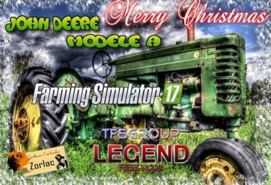 John Deere Model A by TFSG