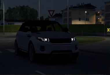 Land Rover Evoque 1.30