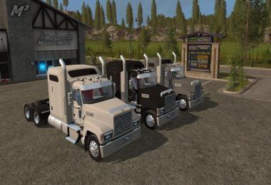 MACK Truck TPF v1.0