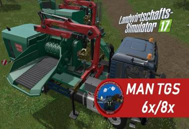 MAN TGS 6x / 8x / 10x-AR- as pack v2.3