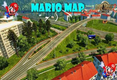 Mario Map v12.6 (compatible DLC Italy)