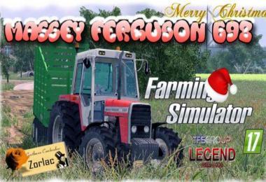 Massey Ferguson 698 Old v1.0.0