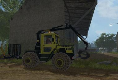 MB Trac 800 edit by Svenska Modding