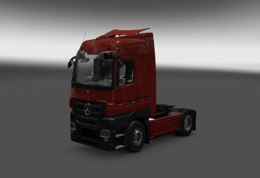 Mercedes Actros MP3 Reworked v1.7 1.30