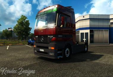 Mercedes Benz Actros MP1 [Update 1.28-1.30.x]