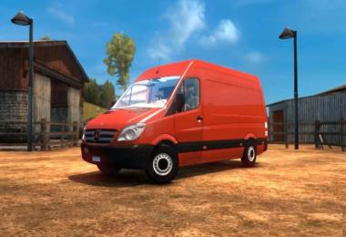 Mercedes Benz Sprinter 2009 Short v6.4