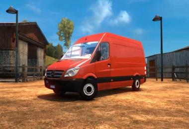 Mercedes-Benz Sprinter Update (FIX) 1.30