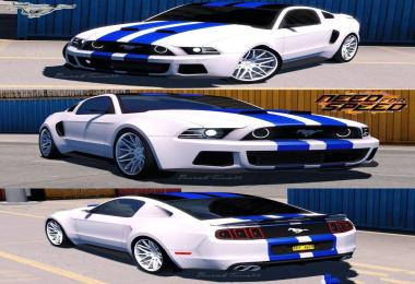 Need For Speed Ford Mustang By BurakTuna24