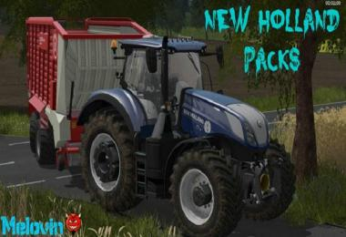New Holland  Full Pack v1.0