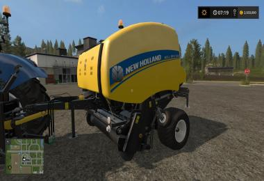 New Holland Roll Belt 150 v1.0