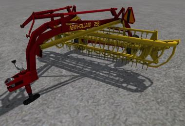 New Holland Rollabar Rake v1.0