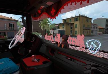 No Limit Sead adjustment – Scania S_R v1.0