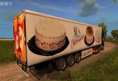 Pastry Usladov trailer ETS2 1.30.x