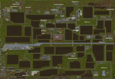PDA MAP for southhemes Private Edition