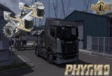 Physics of the truck v1.0