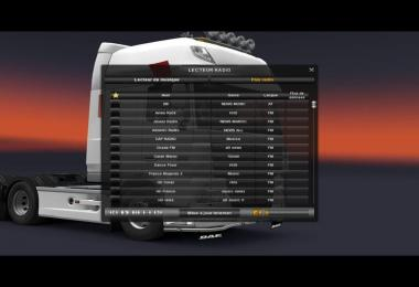 Radio Morocco 100proc for ETS2 v1.0