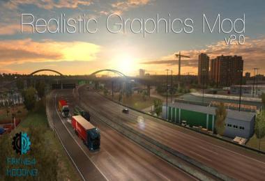 Realistic Graphics Mod v2.0 1.30