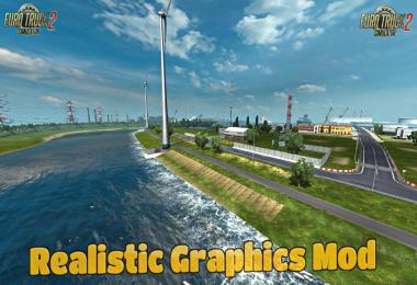 Realistic Graphics Mod v2.0.1 by Frkn64 1.30.x