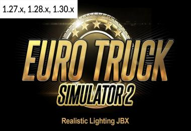 Realistic Lighting JBX (12-12-2017) 1.30.x